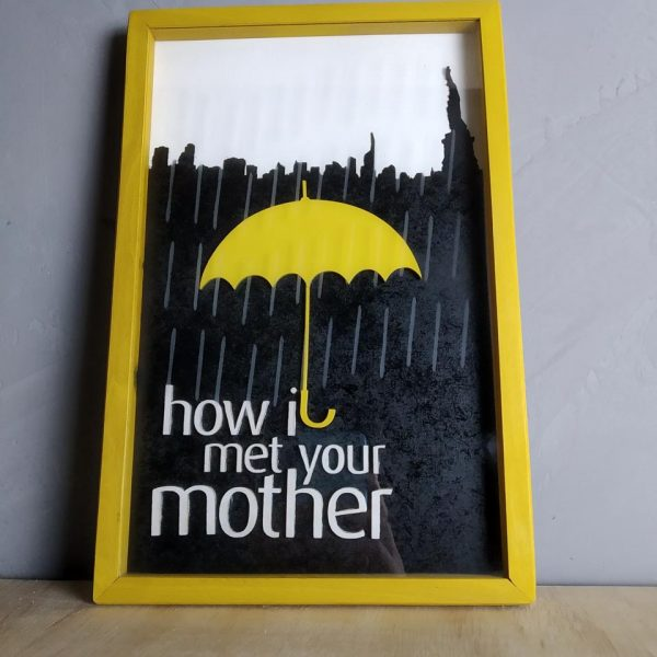 Quadro How I Met You Mother